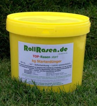 Berühmt Starterdünger - für die Rasenneuanlage | Rollrasen.de #QU_69